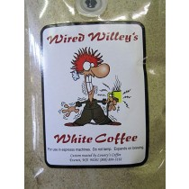 Wired Willey's White Coffee, 1 lb